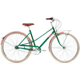 Creme Caferacer Doppio 7 vitesses Femme, sparkling emerald